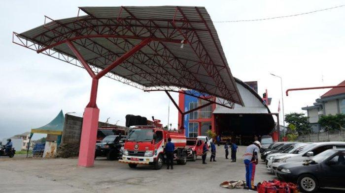 Komisi B Kecewa, Hanggar Dinas Pemadam Kebakaran Kota Batu Dinilai Tak Layak