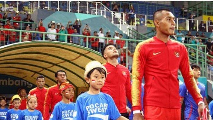 Skor Sementara Timnas U23 Indonesia Vs Laos Adalah 1-0, Alberto Goncalves Cetak Gol