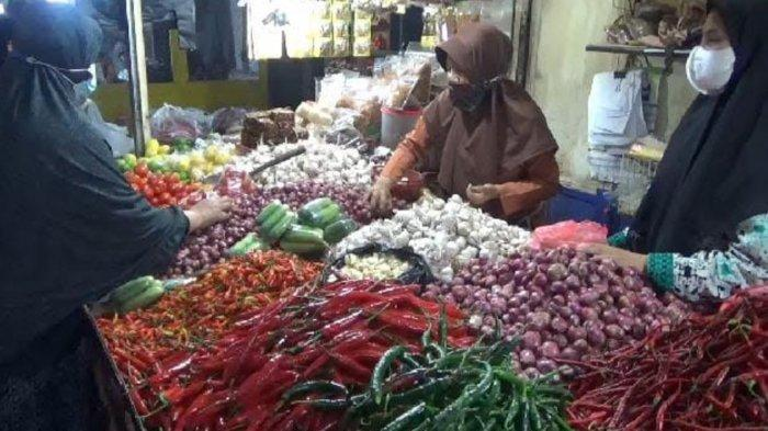 Harga Cabai Rawit dan Bawang Putih di Kota Malang Mulai Merangkak Naik