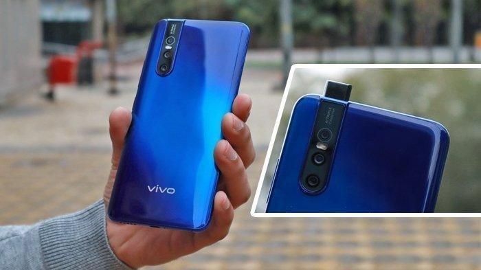 Harga dan Spesifikasi Vivo V15 yang Baru Dilaunching di Indonesia, Harga Terjangkau dengan Spek Dewa