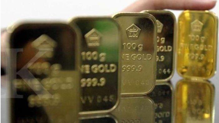Harga Emas Hari Ini 10 Juni 2020 Naik Hingga Rp 6.000, Dari 875.000 Kini 881.000, Simak Lengkapnya