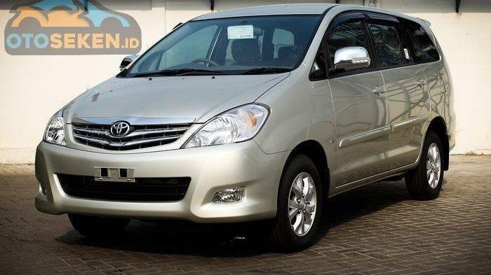 Harga Mobil Bekas Bulan Agustus 2021 Mulai Rp 70 Jutaan, Ada Toyota Kijang Innova hingga Honda CR-V