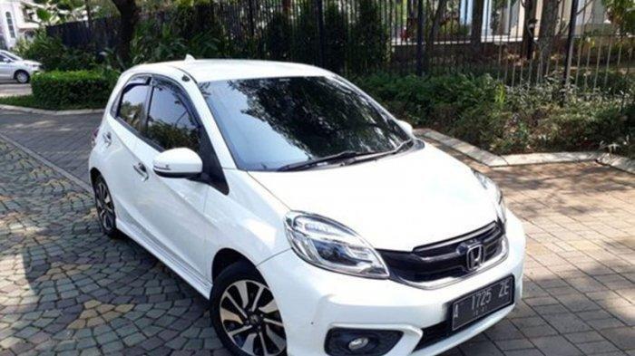 Harga Mobil Bekas Honda Brio Satya untuk Berbagai Tipe dan Tahun, Dibanderol Mulai Rp 100 Jutaan