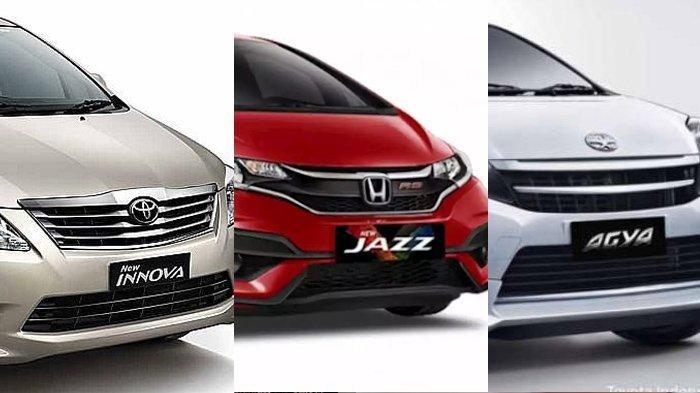 Harga Mobil Bekas Kijang Innova, Honda Jazz dan Agya Berbagai Tipe Agustus 2021, Mulai Rp 60 Juta