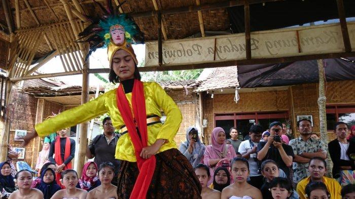 Ekspresi Jiwa Pegiat Tari pada Hari Tari Sedunia di Kampung Budaya Polowijen, Kota Malang