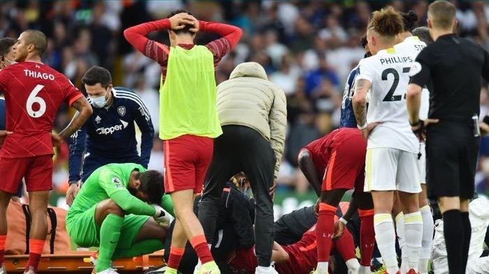 Liverpool Menang atas Leeds United, Diwarnai Rekor Mohamed Salah dan Cedera Parah Harvey Elliott