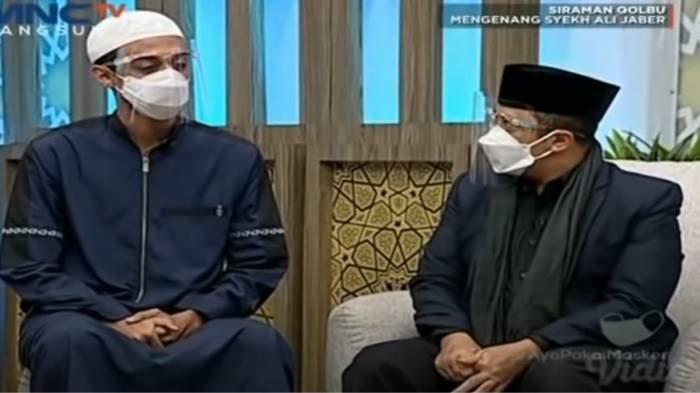 Hasan Ali bertemu Ustadz Yusuf Mansur ingin dijodohkan dengan putrinya