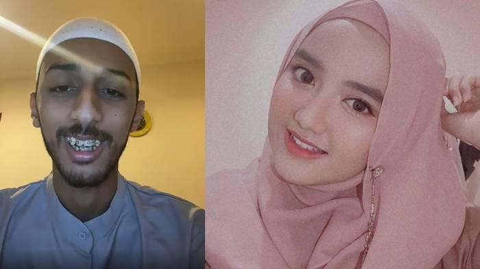 Hasan Ali Jaber & Wirda Mansur Saling Lempar Pujian Usai Dijodohkan, Keluarga Syekh Ali Jaber Senang
