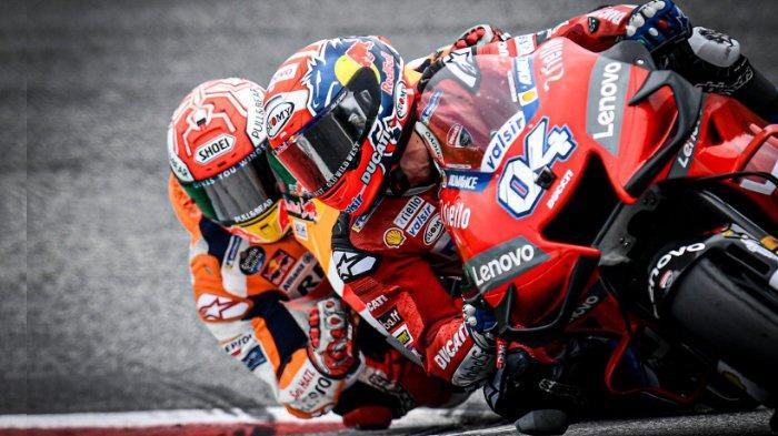 Empat Pebalap Bersaing Ketat, Ini Hasil Klasemen Jelang MotoGP Catalunya