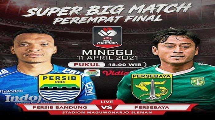 Hasil Skor Akhir Persib Bandung vs Persebaya Surabaya 3-2, Gol Dramatis Kedua Tim Jadi Sorotan