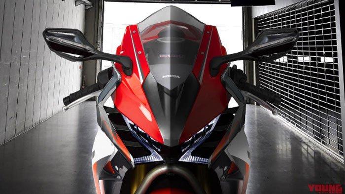 Renderan Honda CBR 1000RR 2019, Garang Abis!