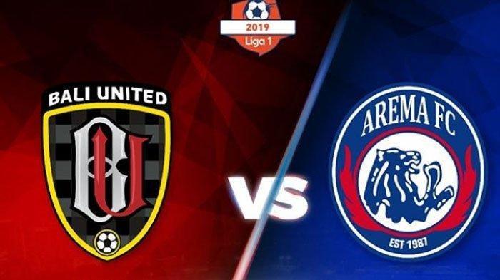 Hasil Skor Akhir Bali United Vs Arema FC Adalah 2-1, Tekanan Sepanjang Pertandingan