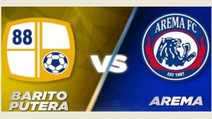 Barito Putera vs Arema FC