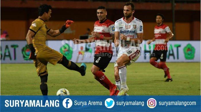 Update Klasemen Liga 1 2019 : Madura United Masih Yakin Bisa Jadi Juara