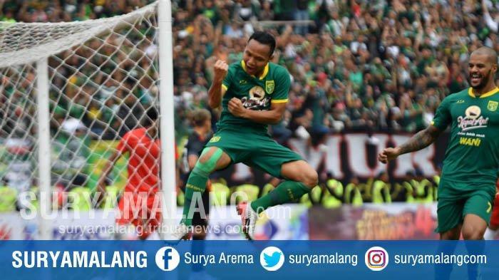 Hasil Skor Persebaya vs Persija Final Piala Gubernur Jatim 2020 Babak Pertama Sementara Imbang 1-1
