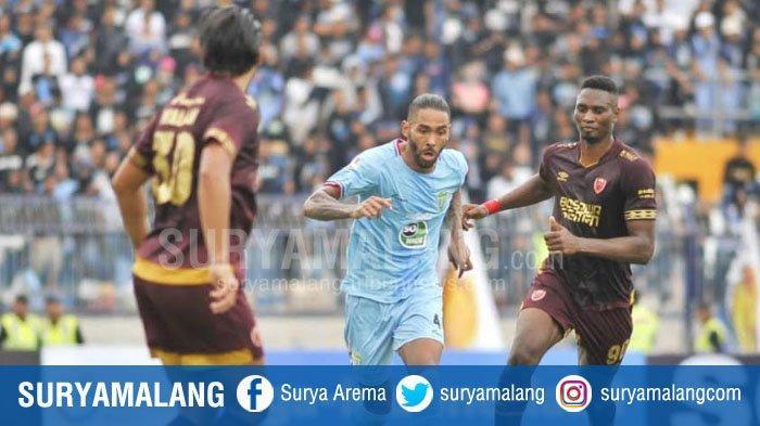 Hasil Skor Persela Vs PSM Makassar Adalah 3-1, Bermain Efektif Persela Kembali Raih 3 Poin Berharga