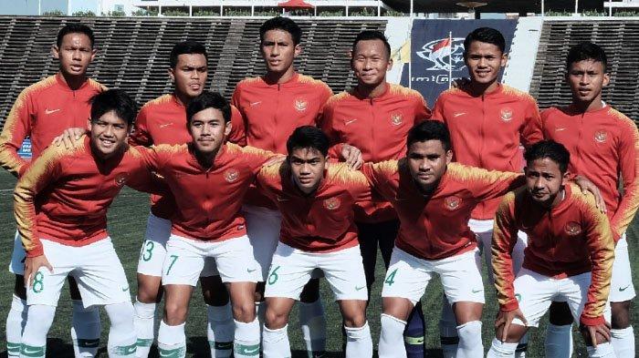 Hasil Skor Timnas U-22 Indonesia vs Myanmar, Masih Berlangsung Masih Imbang 1-1