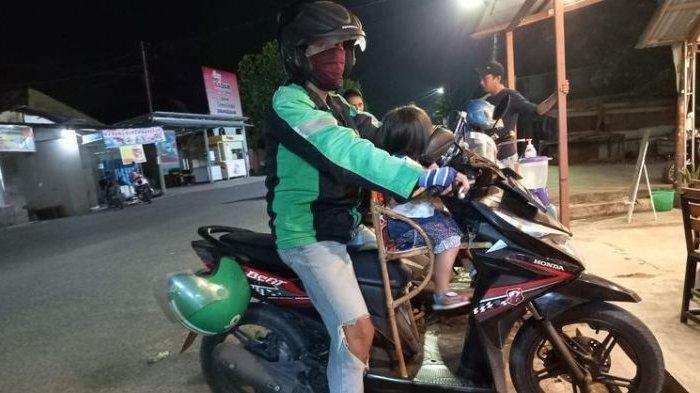 Driver Ojol Ajak Anak saat Angkut Penumpang, Istri Pamit Beli Obat Tapi Malah Nikah dengan Pria Lain