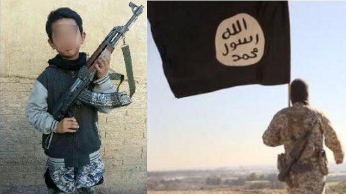 Kisah Bocah Indonesia yang Gabung ISIS dan Tewas di Suriah, Mampu Bongkar Senapan dalam 32 Detik