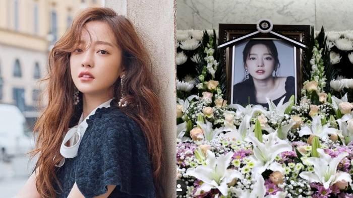 Heboh Fans Goo Hara Bunuh Diri Setelah Sang Idola Meninggal, Sempat Tulis Pesan di Kolom Komentar