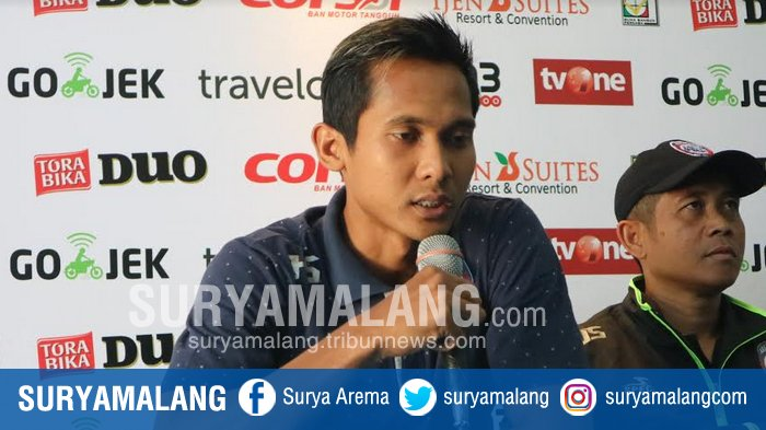 Gelandang Arema FC, Hendro Siswanto Sebut Penghentian Liga 1 2018 Sudah Tepat