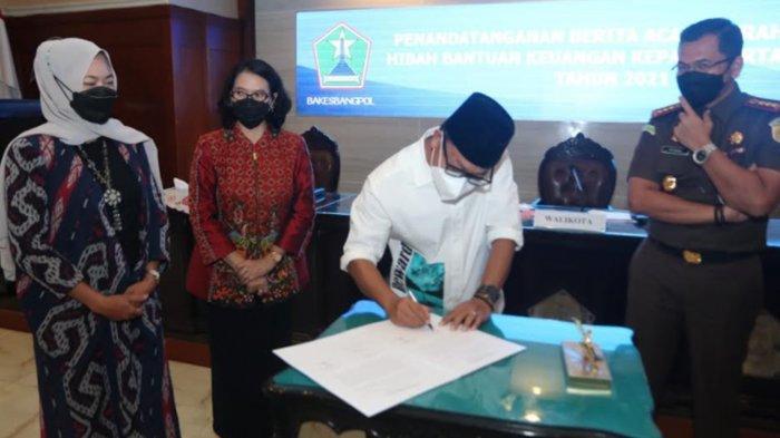 Pemkot Malang Beri Bantuan Hibah Keuangan Parpol Senilai Rp 3,2 Miliar