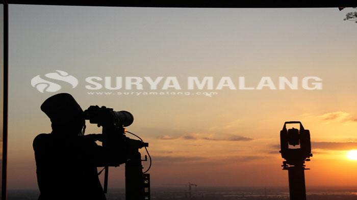 Jadwal Sidang Isbat dan Rukyatul Hilal 1 Syawal 1442 H, Muhammadiyah Lebaran 2021 pada 13 Mei 2021