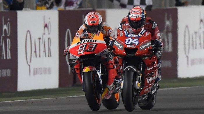 Honda Vs Ducati Perang dan Saling Lapor di MotoGP 2019, Babak Baru Soal Protes Winglet yang Memanas