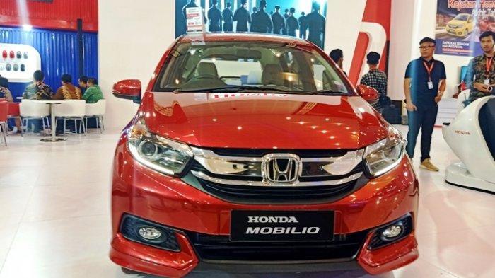 Brio Satya dan Mobilio, Produk Honda Terlaris di Jawa, Bali dan Nusa Tenggara Januari-Septemper 2019
