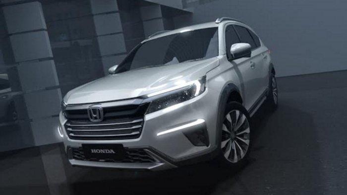 Honda N7X,  Mobil Konsep 7 Seater Terbaru yang Baru Pertama Kali Diperkenalkan di Dunia di Indonesia