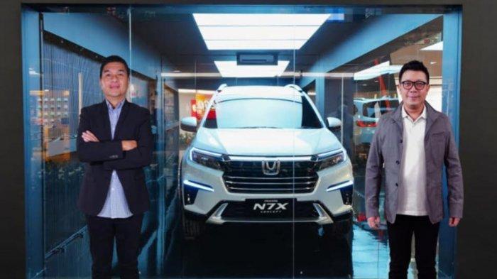 Mobil 'Pembunuh Avanza' Sudah Masuk Jawa Timur, Honda N7X Dihadirkan Langsung di Tunjungan Plaza