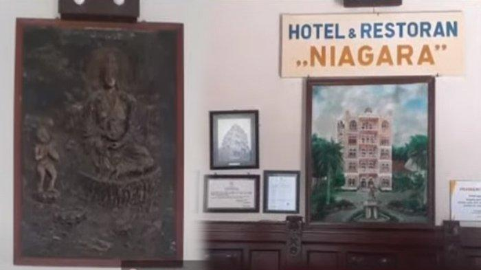 Sejarah Hotel Niagara Malang, Jadi Gedung Tertinggi di Asia dan Arsitektur Pakai Unsur Suku Aztec
