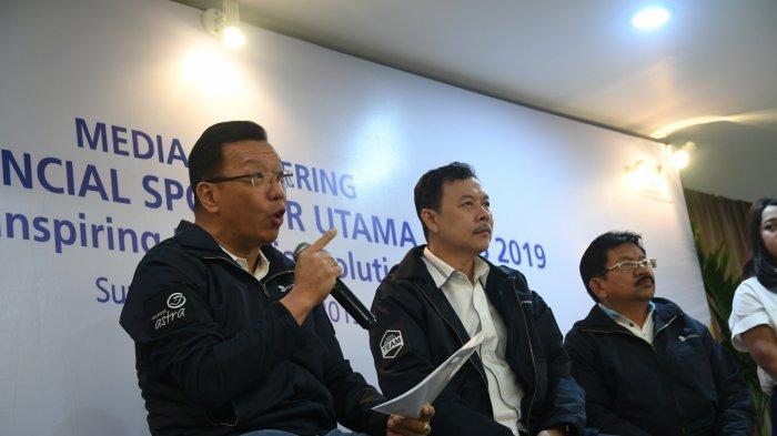 Jadi Sponsor Utama GIIAS 2019, Astra Financial Bidik Transaksi Rp 1,2 Triliun
