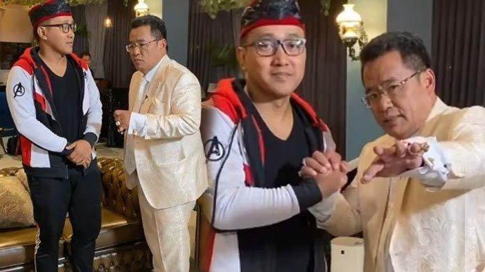 Hotman Paris Kaget Tahu Status Pernikahan Sebenarnya Teddy dan Lina Jubaedah, Singgung Hak Warisan