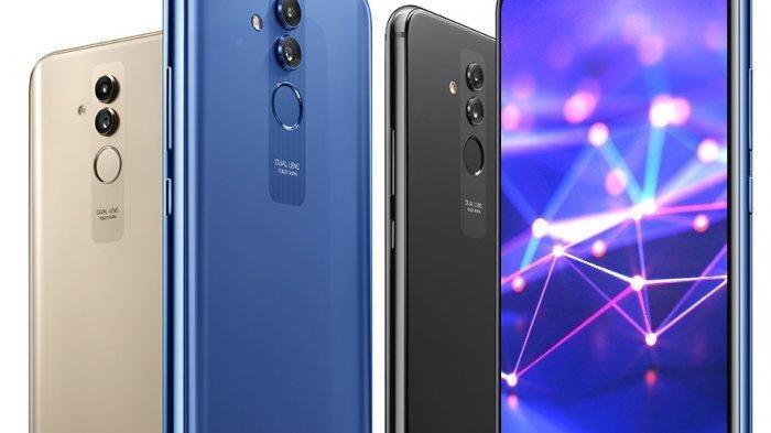 Bocoran Desain Huawei Mate 20 Series yang Akan Dirilis di Indonesia pada 19 Desember 2018