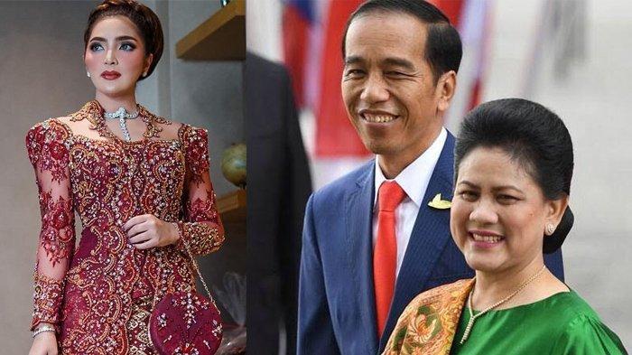 Hubungan Ashanty dengan Keluarga Presiden Jokowi, Pantas Mau Datang Hingga Jadi Saksi Niakahan Aurel