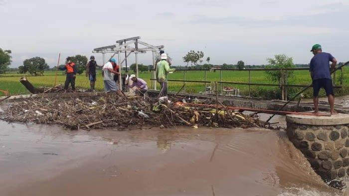 Hujan Deras 8 Jam, Sejumlah Titik di Kabupaten Madiun Kebanjiran
