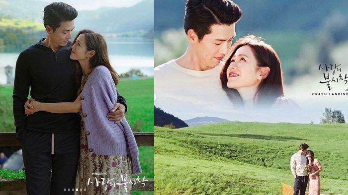 4 Foto Pemeran Crash Landing On You Hyun Bin & Son Ye Jin Kepergok Kencan, Pihak Agensi Buka Suara