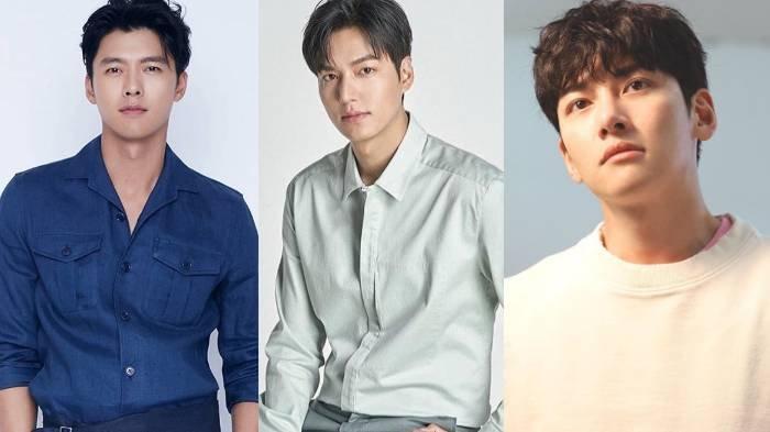 10 Besar Aktor Korea Paling Tampan 2020: Hyun Bin Peringkat 1, Lee Min Ho ke 6 Digeser Ji Chang Wook