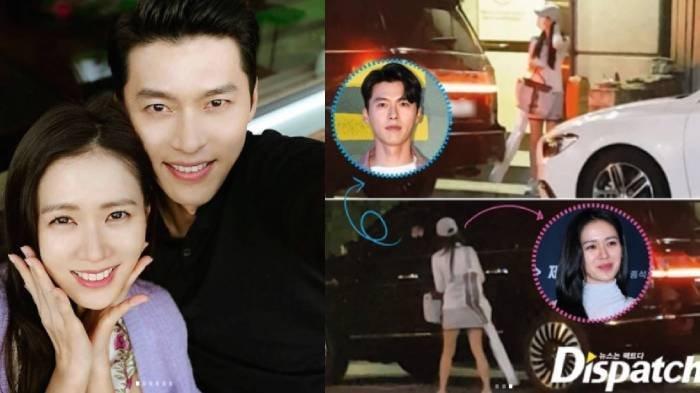 Hyun Bindan Son Ye Jin Dilaporkan Pacaran Setelah Drama Crash Landing On You, Agensi Buka Suara