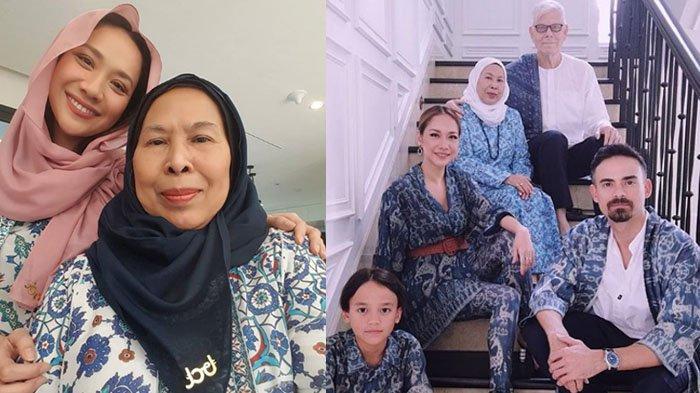 Ibu Ashraf Rela Harus Dikarantina 2 Kali, Tanda Kasih Sayang Mertua BCL Demi Temani Menantu dan Cucu