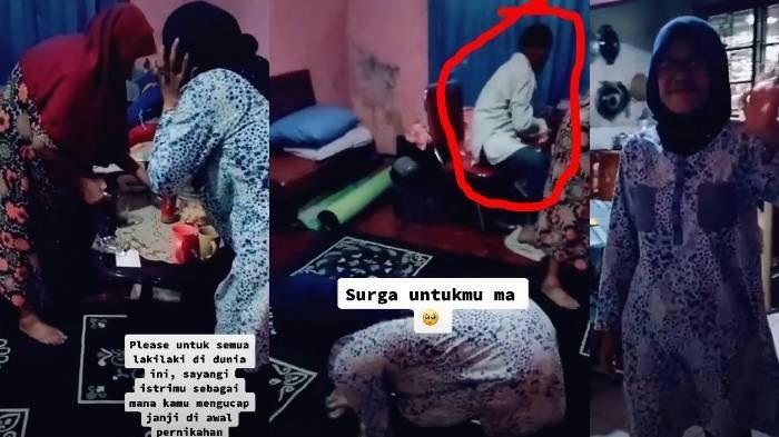 Viral Kebaikan Hati Mantan Istri Ikhlas Rawat Mertua Sakit-sakitan, Suami Selingkuh Dulu Dicaci Maki