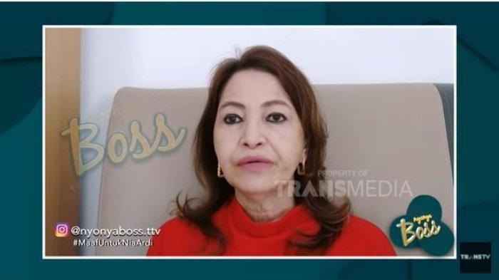 Ibu Nia Ramadhani dalam program Nyonya Boss Minggu 18 Juli 2021