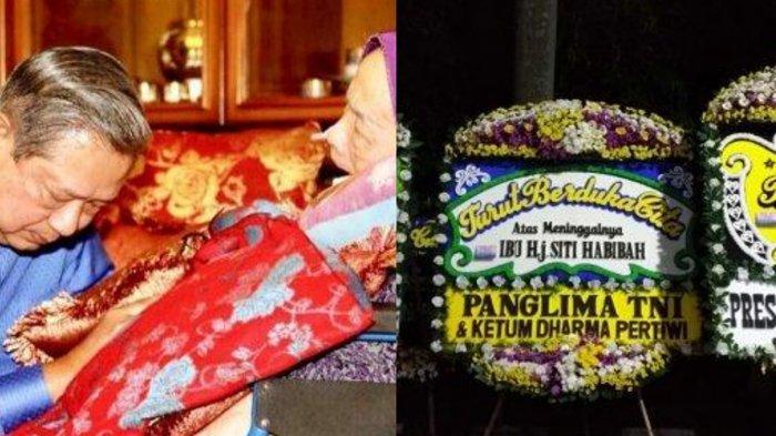 Fakta-fakta Ibunda SBY Meninggal Dunia, Dari Rencana Pemakaman dan Riwayat Penyakit