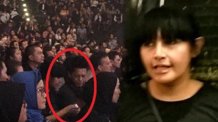 Identitas Wanita yang Bersandar di Pundak Ariel NOAH saat Konser jadi Sorotan, Pengganti Luna Maya?