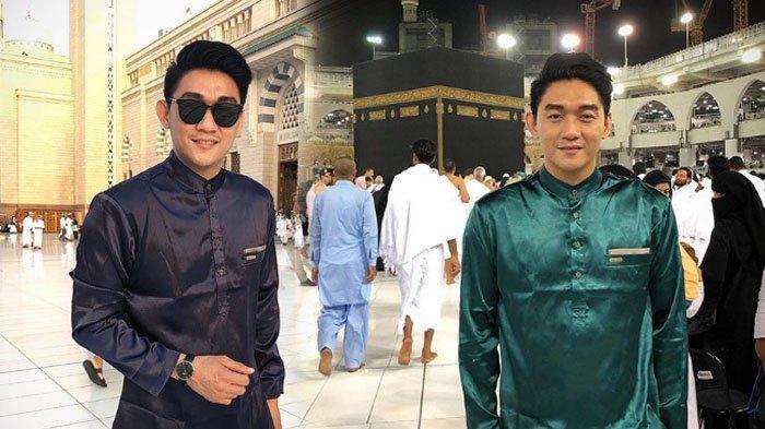 Pengalaman Spiritual Ifan Seventeen Saat Umrah, Jadi Imam Salat di Mekkah
