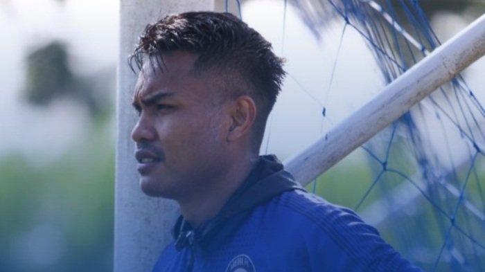Arema FC Lepas Ikhwan Ciptady ke Sriwijaya FC