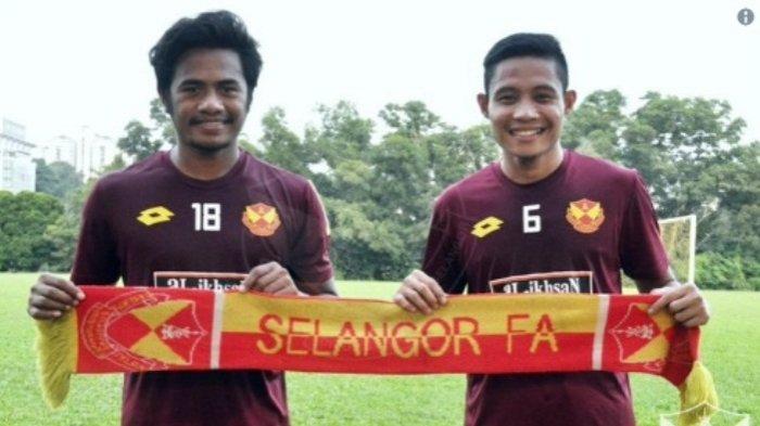 Kebangkitan Selangor Tak Lepas dari Peran Dua Pemain Indonesia