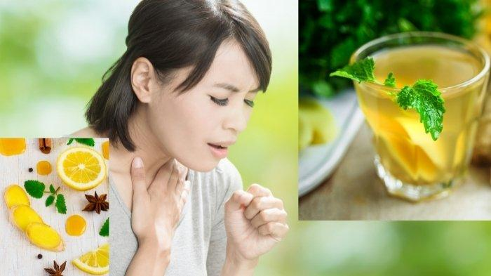 5 Racikan Obat Batuk Herbal dari Temulawak, Jeruk Nipis dan Asam Jawa, Cara Membuatnya Mudah