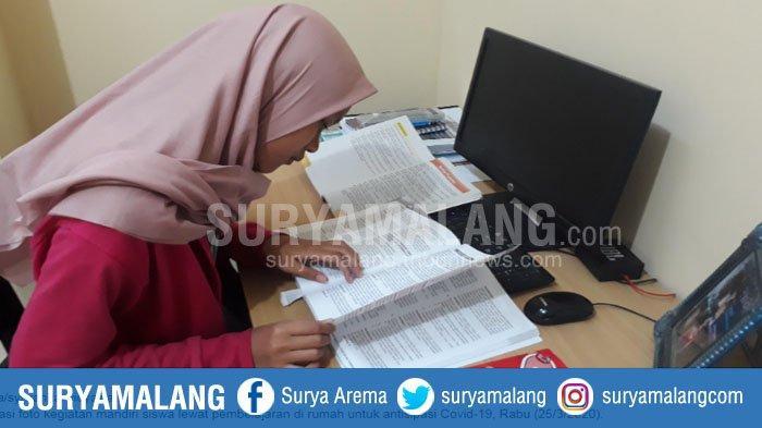 Pemkab Malang Perpanjang Masa Belajar di Rumah Hingga 21 April, Ada Imbauan Penggunaan Dana BOS